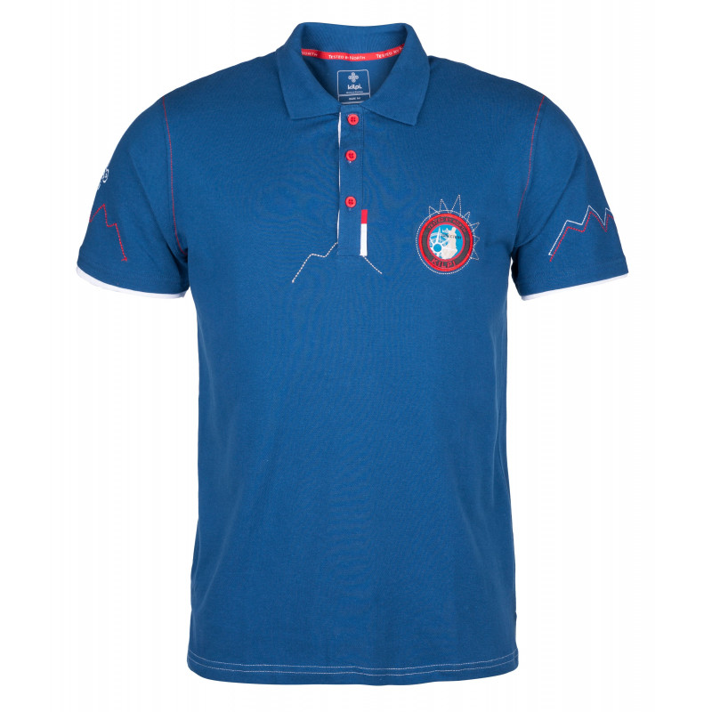 Men´s polo T-shirt KILPI KILIMANJARO-M