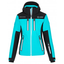 TEAM JACKET-W LIGHT BLUE