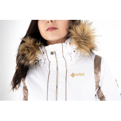 <p>Women's ski jacket with integrated heating system Kilpi MIRSEL-W</p>